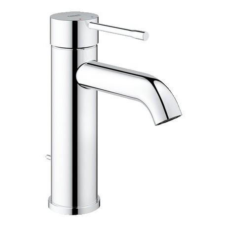 ESSENCE NEW 23589 Miscelatore rubinetto monocomando per lavabo GROHE Essence con scarico a saltarello 23589001 - Per lavabi