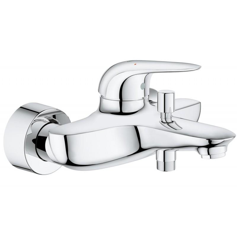 Eurostyle New Miscelatore rubinetto monocomando per vasca-doccia 23726003
