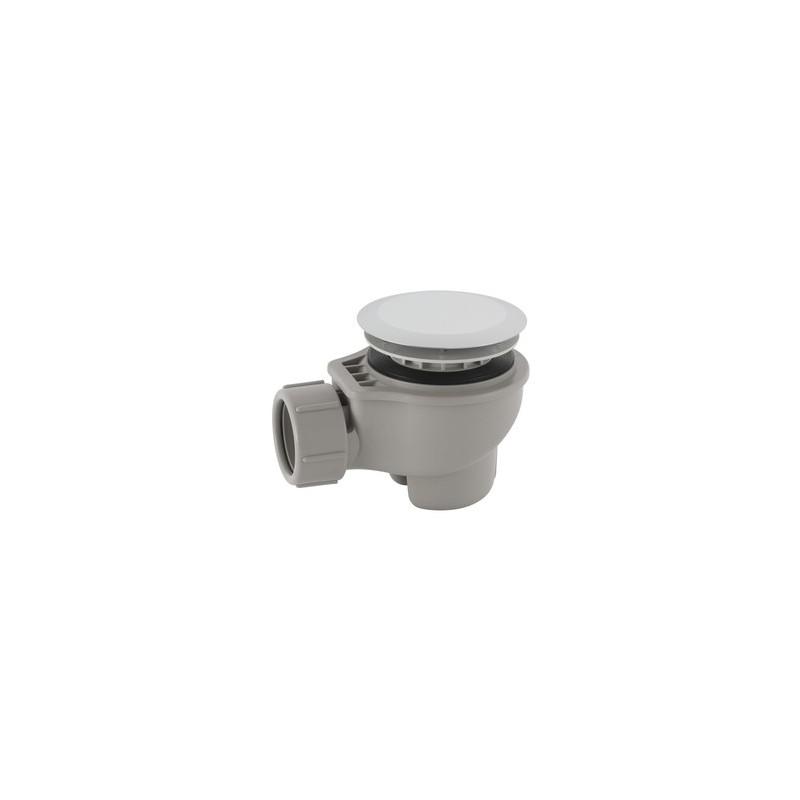 150.689 Sifone PP per piatto doccia ø40mm cromato 150.689.21.1 - Sifoni in plastica