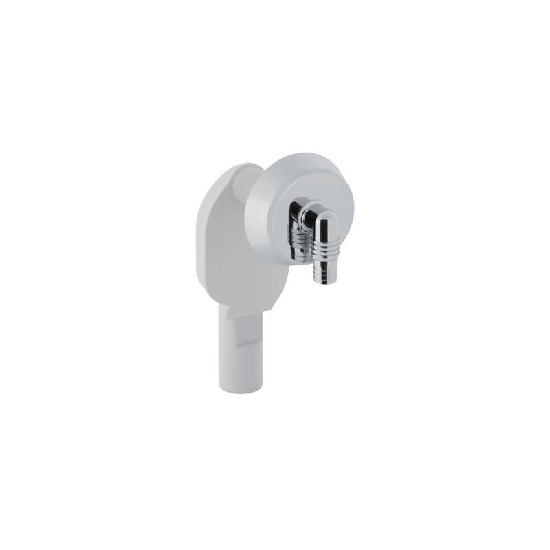 Sifone incasso PP ø40 per lavatrice / lavastoviglie bianco 152.234.11.1