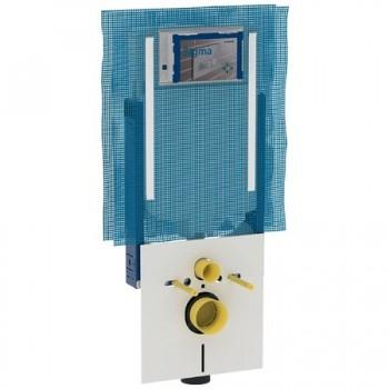 Combifix per WC sospeso Sigma8, 6 e 3 l (max 7,5) 110.791.00.1