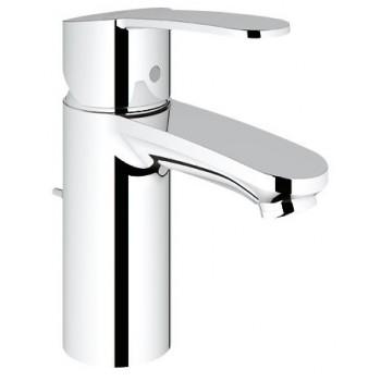 EUROSTYLE C. 33552 Miscelatore rubinetto monocomando per lavabo Taglia S 33552002 - Per lavabi