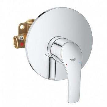 EUROSMART NEW 33556 Miscelatore rubinetto monocomando per doccia 33556002 - Gruppi per docce