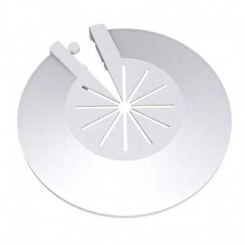VELOX rosetta apribile per radiatori con chiusura a scatto BON9930DN18B0