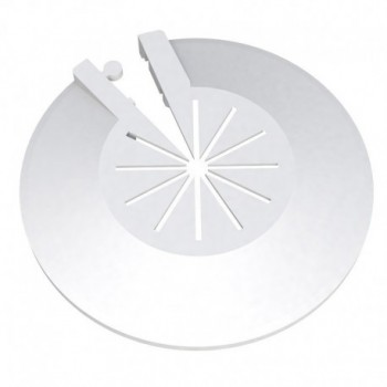 VELOX rosetta apribile per radiatori con chiusura a scatto BON9935UN22B0