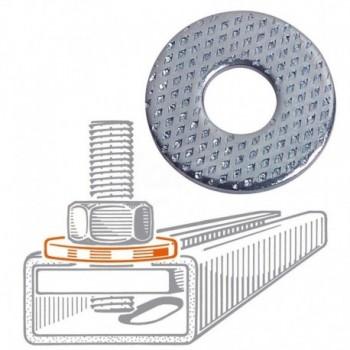 Ro8 Grip Rondella Piana Larga 30X9X2,5Mm 164102 - Collari/Staffe/Mensole