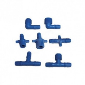 SB-CPLG-PL raccordo PG DOPPIO per tubo flessibile DTG908013