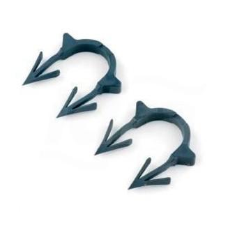 Rautac chiodo per fissaggio Tubi Rautherm S 12402211002 - Clips di fissaggio