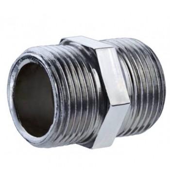"""280-z nipple acciaio zincato ø1/8""""m 0280Z00180000"""