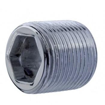 """531-z vite semplice acciaio zincato ø3/8"""" 0531Z00380000 - In acciaio zincato filettati"""