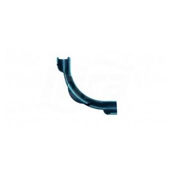 Curva di sostegno 90° ø16-17-18mm plastica HCO22017