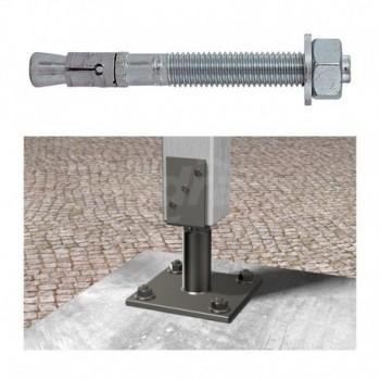 FBN II 8/10 (8X71) tassello pesante acciao zincato 00040664