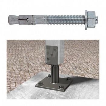 FBN II 10/30 (10X106) tassello pesante acciao zincato 00040854
