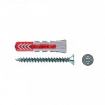 Tasselli DUOPOWER 8 S 50 pz 50037647 - Collari/Staffe/Mensole