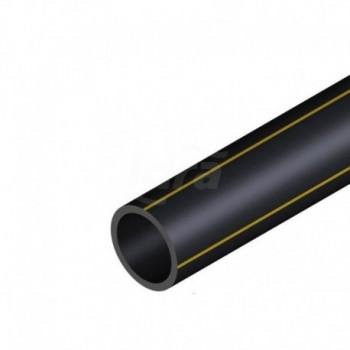 Tubo PE80 ø25 S5 SDR11 rotolo 100m 12TS525