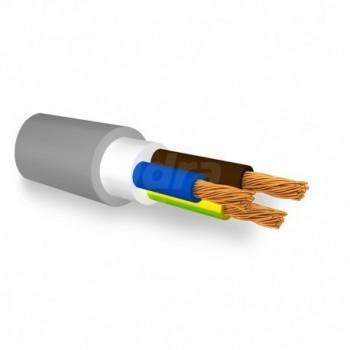 FG16OR16 3G2,5 cavo GRIGIO 7035 - Rotolo da 100 metri FF5FG16OR1632G50 - Materiale Elettrico