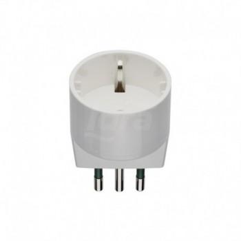 Adattatore S11 + P30 bianco DVEVIW00302.B
