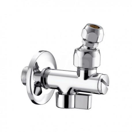 360/2 rubinetto sottolavabo cromato ø3/8x10 con filtro 0360B300CR - Accessori