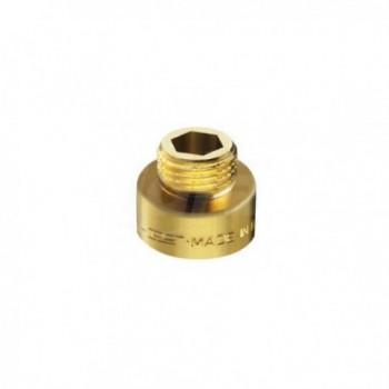 """52/2 prolunga ridotta ottone cromato m/f ø1/2""""x3/4"""" PIA00520450CR"""