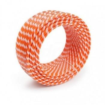 Tubo RAUTHERM SPEED K - Tubo con strisce ad aggancio rapido in velcro avvolte a spirale, per l'installazione su pannelli RAUTHERM SPEED REH11604501500
