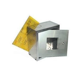 "Cassetta inox 290x250x145 x dispos. da 3/4""-1"" 00000050451"