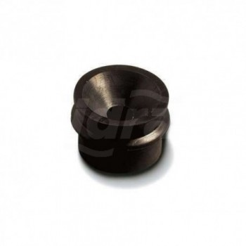 Morsetto UNIV. gomma nera ø50x26/40 225000GN - Guarnizioni / O-Ring