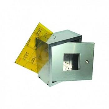 Portina con ispezione e serratura x cass.50450 00000050461