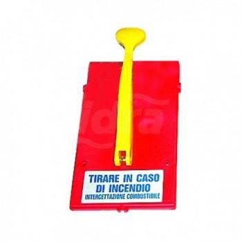 Leva antincendio completa di cavetto + carrucole TCG00000R02070