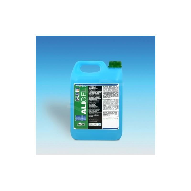 ALIGEL Anticongelante e antigelo puro, permanente, a base di GLICOLE MONOPROPILENICO taniche 25 kg ALIK025 - Additivi / Solve...