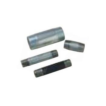 """Vite di prolungamento m/m ø1"""" l.60 zinc. B5100560 - In acciaio zincato filettati"""