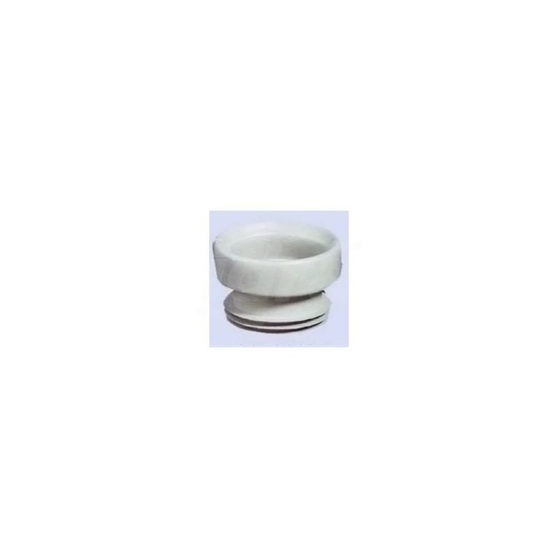 Prolunga in plastica per scarichi wc TIR206800PB
