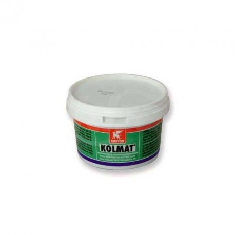"Pasta verde ""KOLMAT"" barattolo cc. 360gr 798205OO - Mastici/Sigillanti/Adesivi"