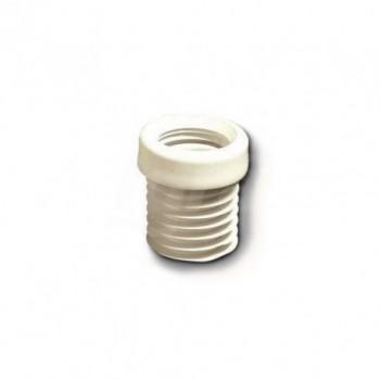 Prolunga wc plastica bianco ø110/125 TIR222200PB110