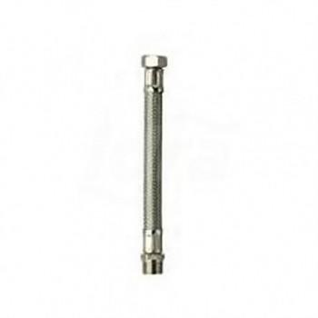 (12X18) Flex Inox Exp M 1/2 - F 1/2 Bi mm.0350 MGAASS0350LAL - Minuterie