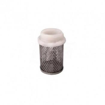 "Hexa k900 filtro inox con raccordo nylon ø3/4""ff EFFK900X405"