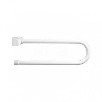Tubocolor impugnatura di sostegno ribaltabile L.60 bianco Latte PGUG01JCS12W1