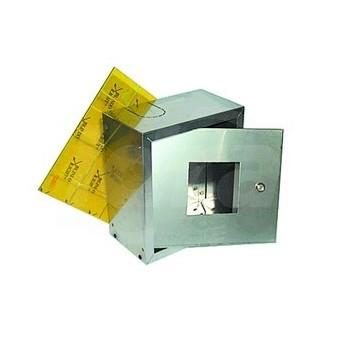 Portina con ispezione e serratura x cass.50451 00000050462