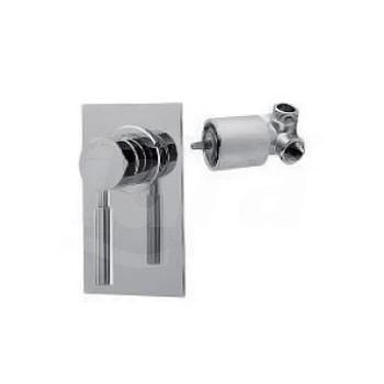 Miscelatore rubinetto monocomando per doccia ad incasso DA-DA (471402//CRCR) 47031402A00CRCR