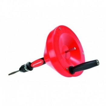 ROSPI R36 PLUS STURATORE MANUALE ED ELETTRICO 72095 - Per pulizia/disotturazione