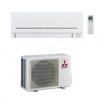 Mitsubishi MSZ-AP Climatizzatore monosplit inverter | unità esterna 4.2 kW unità interne 15000 BTU MSZ-AP42VG+MUZ-AP42VG MIT317483+317527