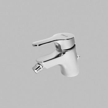 Base NEW Miscelatore rubinetto monocomando bidet cromato B8602AA - Per bidet