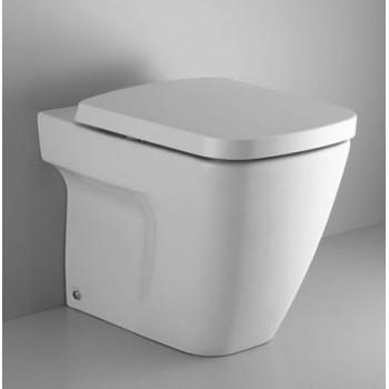 MIA wc BTW con sedile CHIUS. a chiusura rallentata 56x36 bianco IDSJ437200