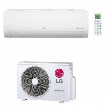Climatizzatore Condizionatore LG Libero R32 9000 BTU SC09EQ INVERTER V classe A++/A+ LGESC09EQ.NSJ+SC09EQ.UA3
