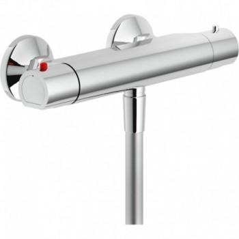 TEA Miscelatore rubinetto termostatico esterno doccia CR TE85330CR - Gruppi per docce