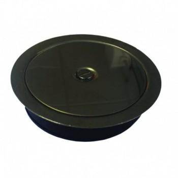 TAPPO CHIUSURA AD ESPANS. ACC. INOX ø100 F02SF1143 - Accessori in plastica