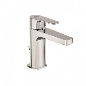 Miscelatore per lavabo monocomando Cerafine D in ottone cromato IDSBC686AA