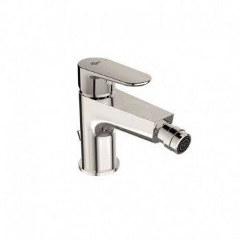 Miscelatore rubinetto per bidet monocomando Cerafine O in ottone cromato BC705AA - Per bidet
