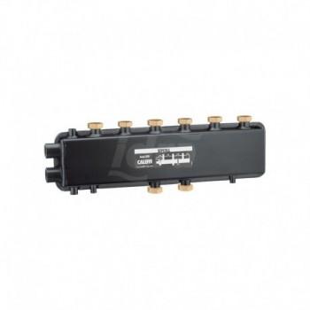 559 SEPCOLL Separatore idraulico-collettore. Da esterno 3+1. Interasse 125 mm CAL559231