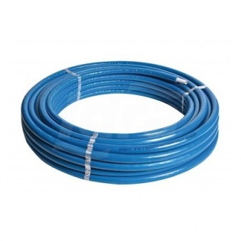 ISO13 tubo multistrato rivestimento blu ø32x3mm rotolo 25m HCO25-ISO13-32-BL