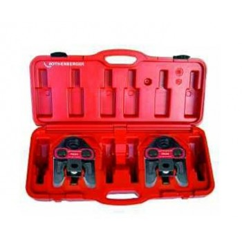 """SET GANASCE """"SV"""" ø15-18-22-28mm"" ROT015060X"